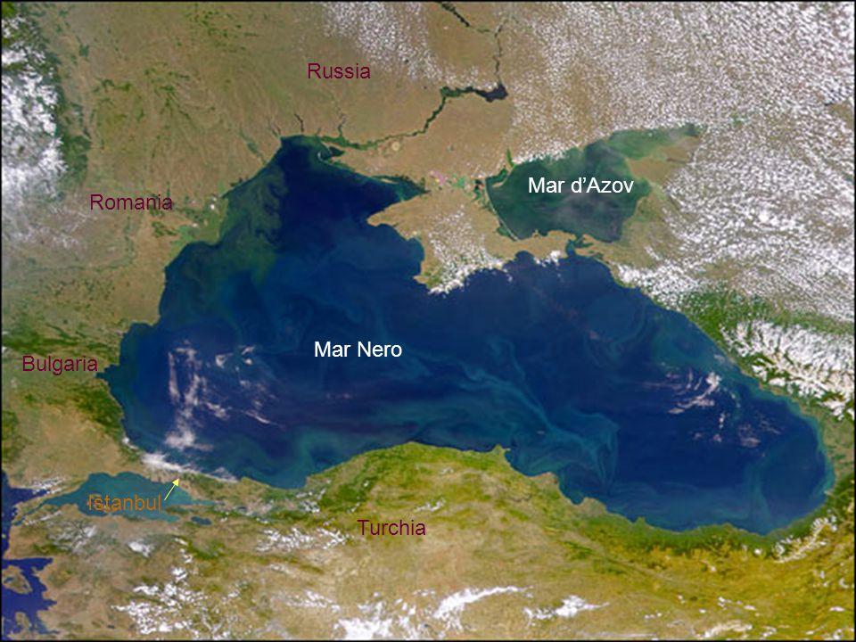 Il Mar Nero de Zwarte Zee