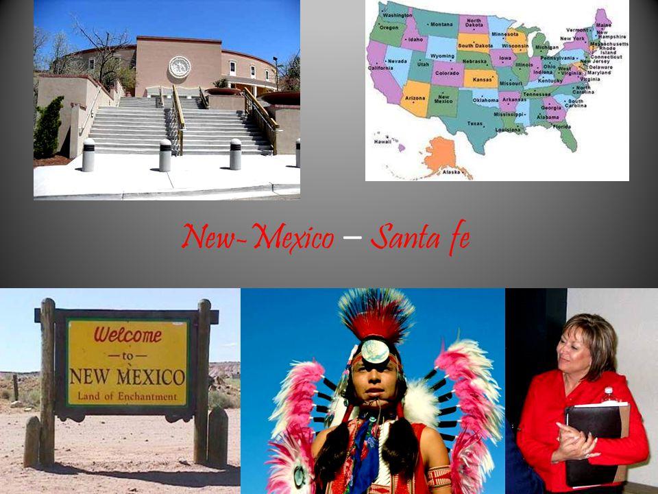 Fotoalbum New-Mexico – Santa fe door Elena en Jan