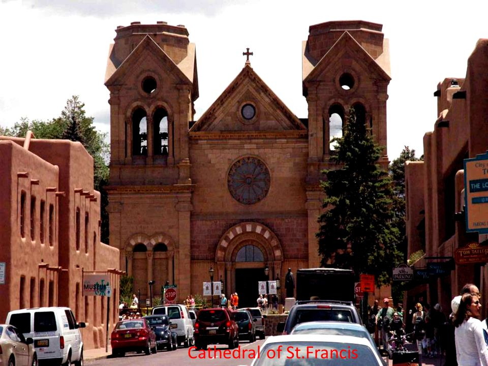 Cathedral of St.Francis