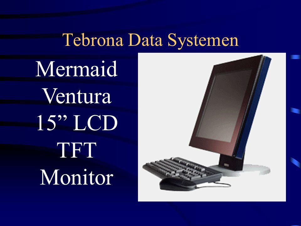 Tebrona Data Systemen Tebrona levert ook netwerken.