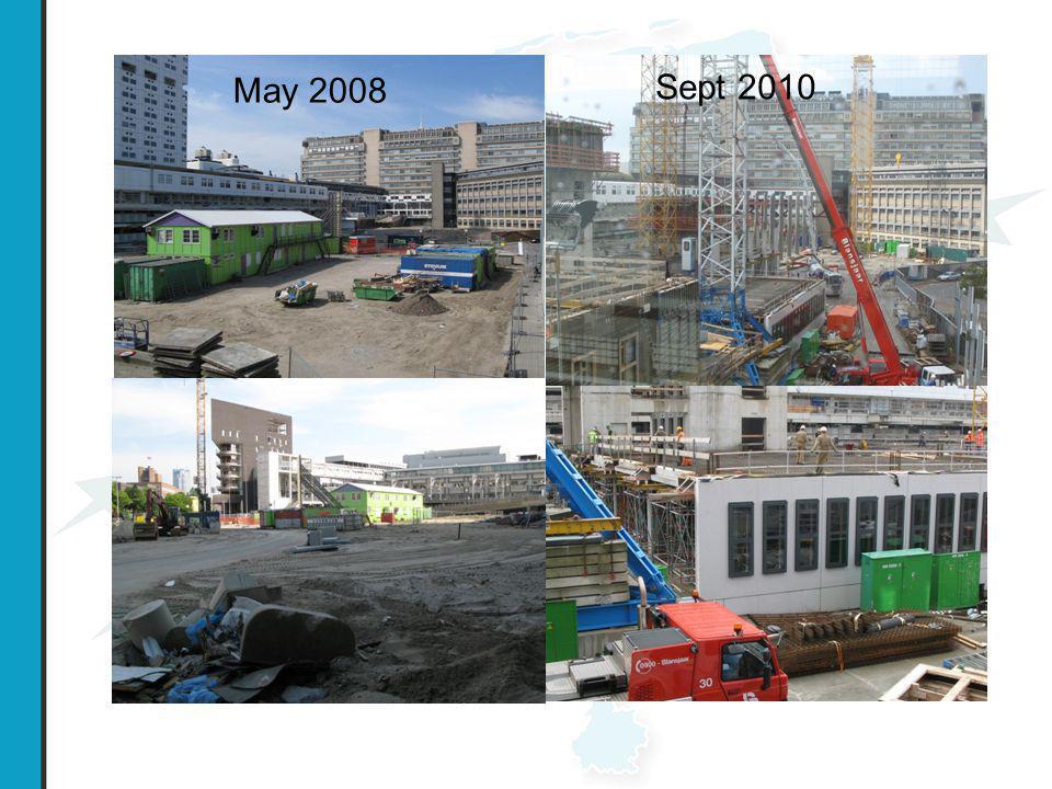 May 2008 Sept 2010