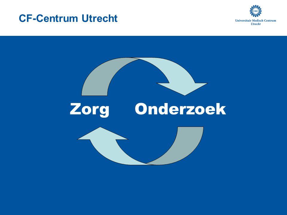 CF-Centrum Utrecht ZorgOnderzoek