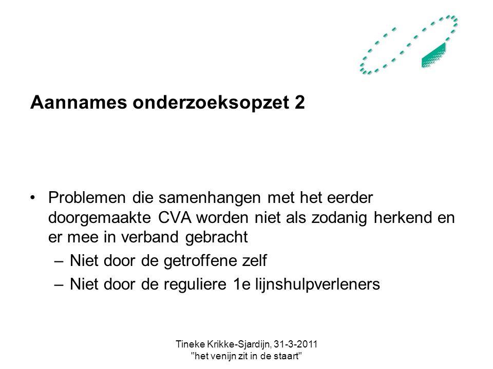 Tineke Krikke-Sjardijn, 31-3-2011 het venijn zit in de staart