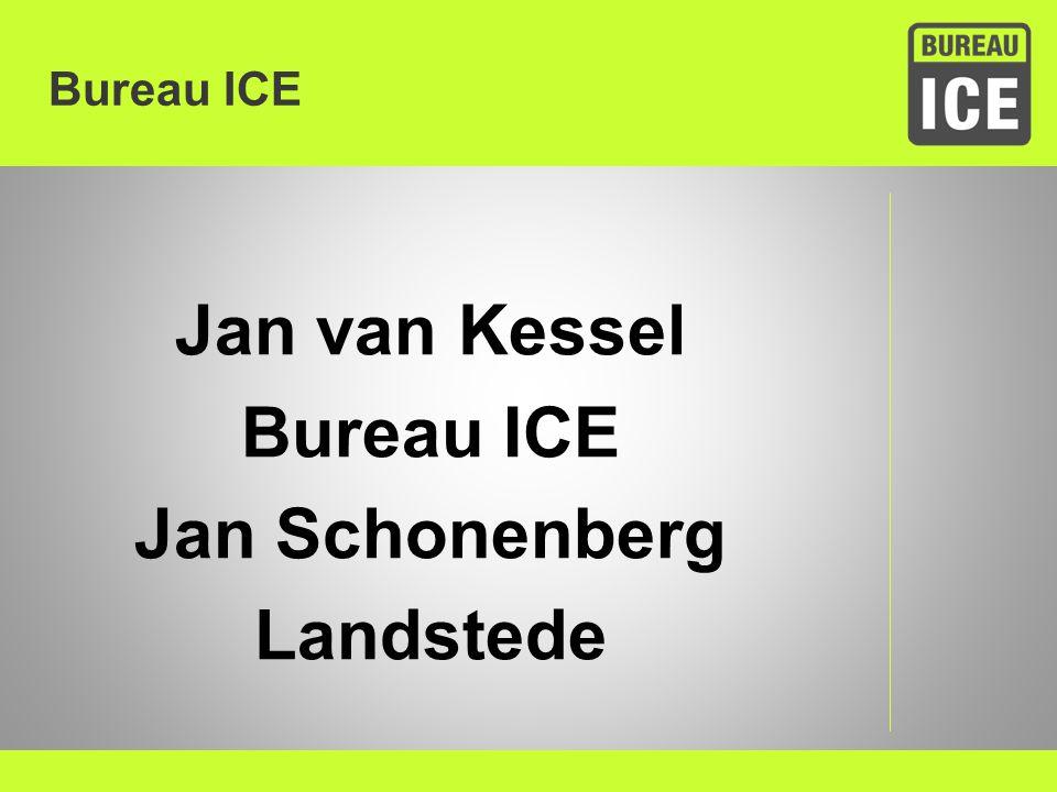 Bureau ICE Jan van Kessel Bureau ICE Jan Schonenberg Landstede