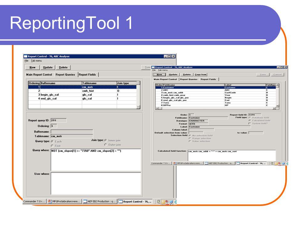 ReportingTool 1