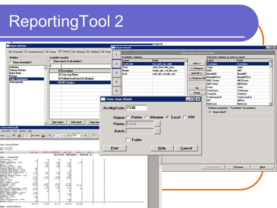 ReportingTool 2