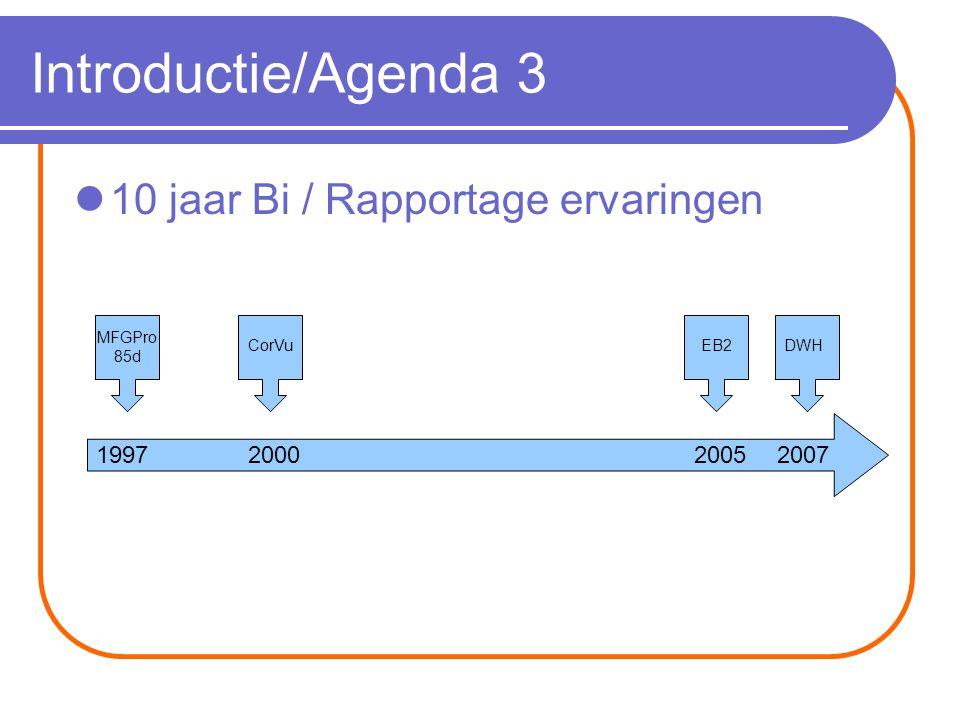 ControlQueries 1 Goede informatie vereist dat: 1.Data Consistent is; ( Order regel moet een order header hebben.) 2.Data Compleet is; (Van een klant moet b.v.