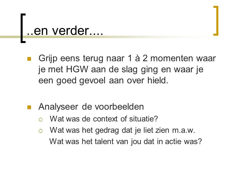 Verplichte evaluatie Stad Gent...