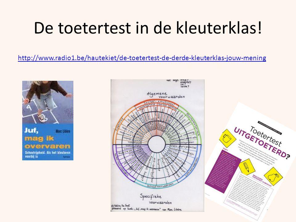 De toetertest in de kleuterklas! http://www.radio1.be/hautekiet/de-toetertest-de-derde-kleuterklas-jouw-mening