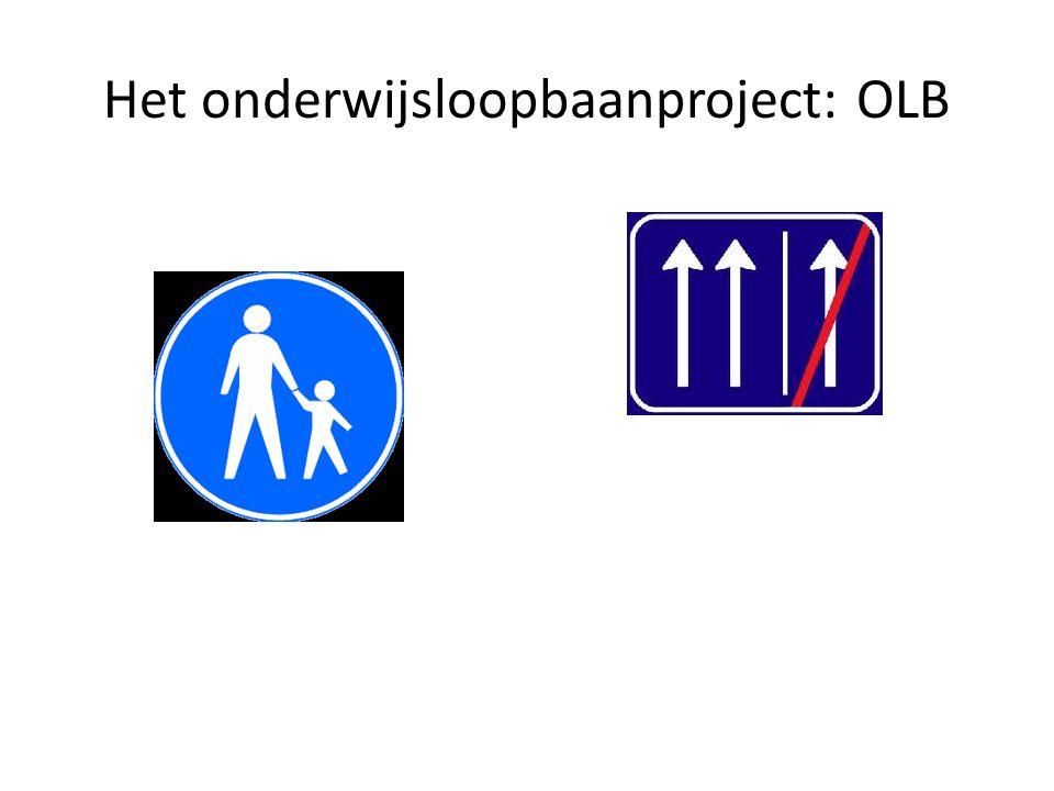 Het onderwijsloopbaanproject: OLB