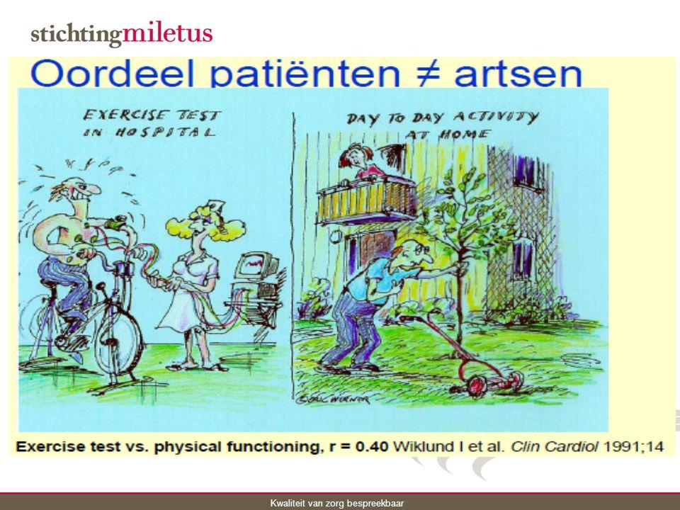 Kwaliteit van zorg bespreekbaar Instructie bijeenkomst Miletus 14 februari 2012 Samenvatting en conclusies www.stichtingmiletus.nl info@stichtingmiletus.nl