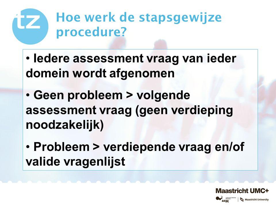Hoe werkt SIGEB? (1) http://www.kennisnetwerkcva.nl/sites/default/files/sigeb.pdf
