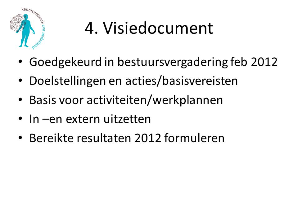 Inhoud Visiedocument 1.