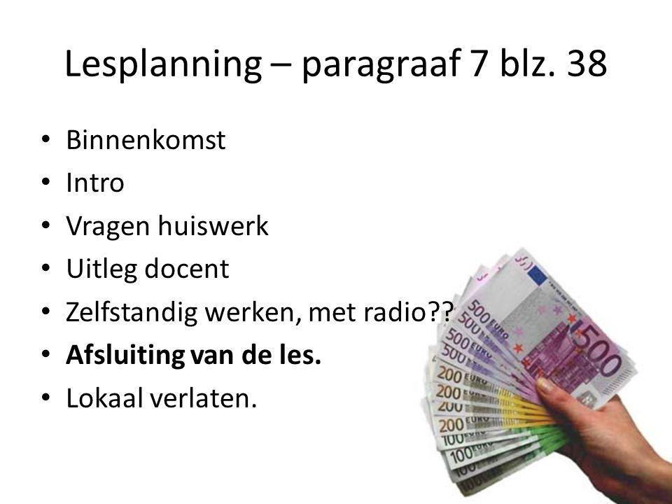 Totaal = €900 A) 15,40% 100% B) 50,5%C) 34,10% Hoeveel is 15,4% van €900.