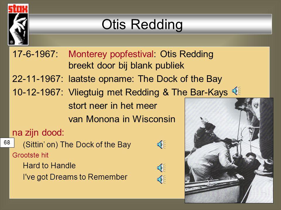 Sweet soul music Funky Street People sure act funny protégé van Otis Redding verdwijnt na de dood van Otis van het toneel Woont tot zijn dood (november 2003) in Gelderland Arthur Conley Kroonprins 1947-2003 68 67
