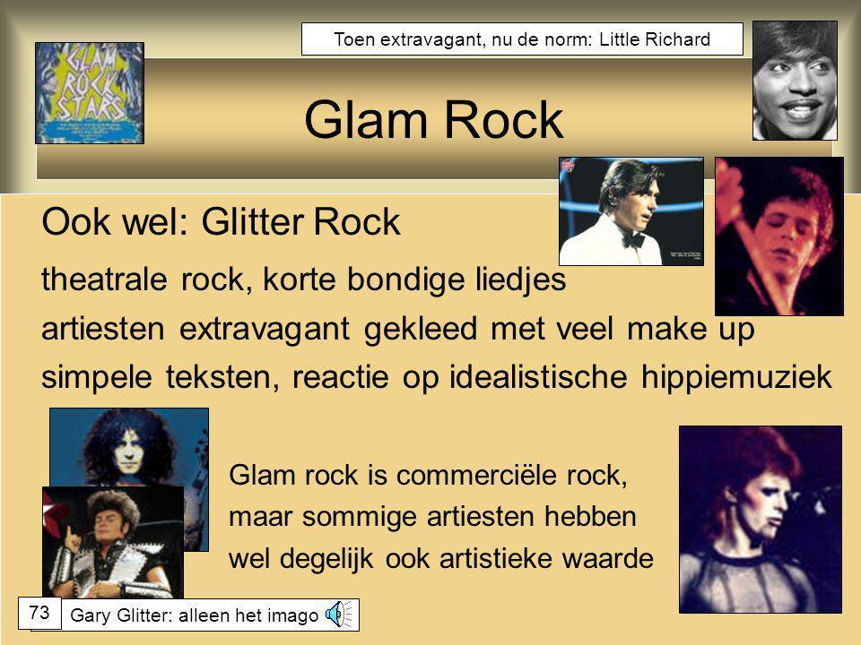 Glam Rock T Rex Slade 71 73