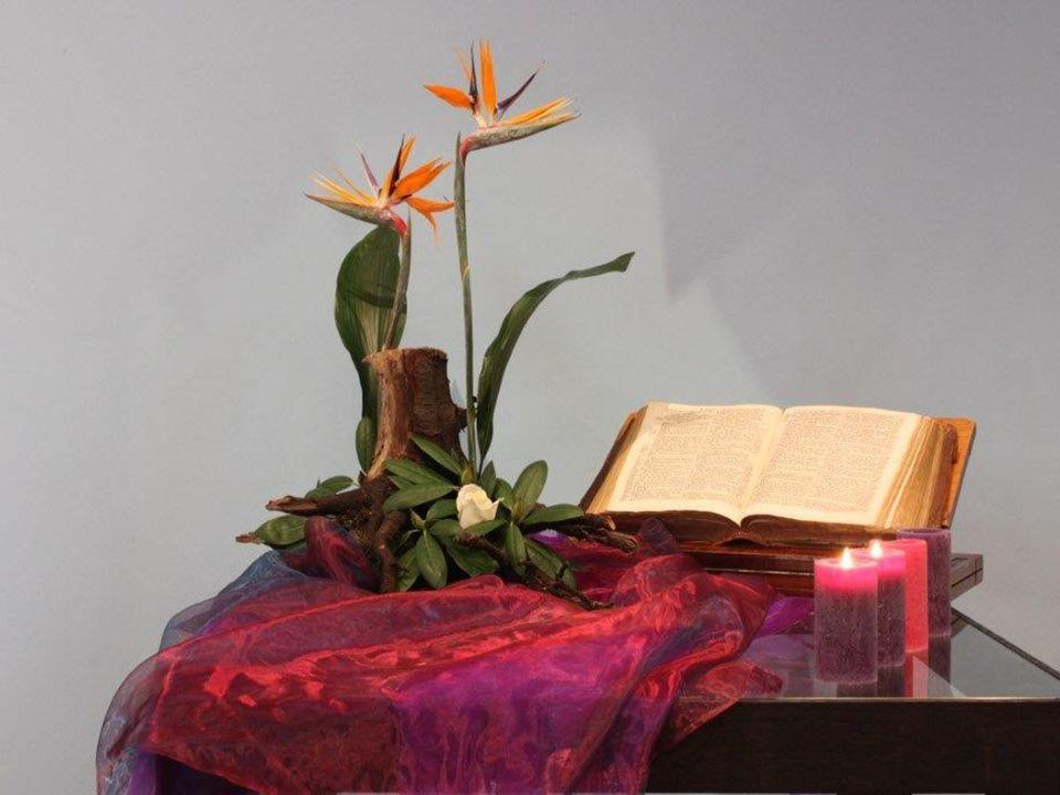 Elisabet en Maria profeteren beiden over de belofte van de komst van de Messias, die spoedig in vervulling zal gaan.