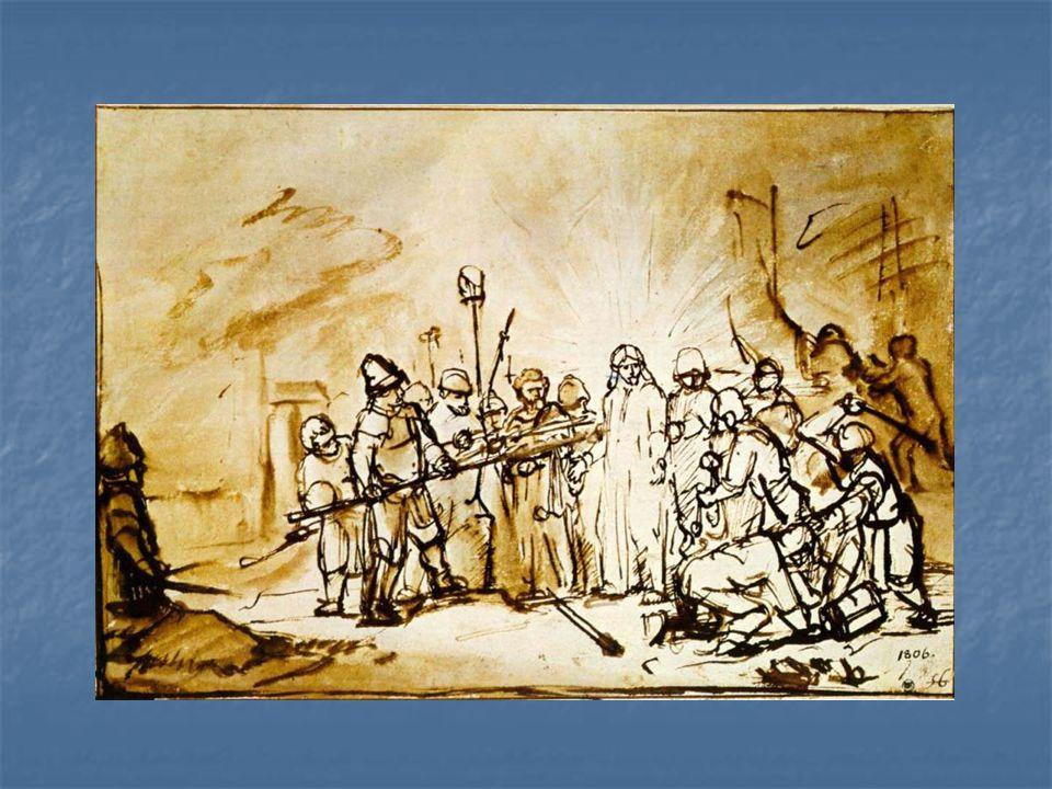 Nóg een kus Jezus laat mensen de handen aan Hem slaan Jezus laat mensen de handen aan Hem slaan Evangelie: geen veroordeling van Judas Evangelie: geen veroordeling van Judas Wel belichting: Wel belichting: uitleveren : feitelijk uitleveren : feitelijk de Schriften in vervulling de Schriften in vervulling Klaar om Judaskus te ontvangen Klaar om Judaskus te ontvangen En dan: Jezus' kus van liefde.