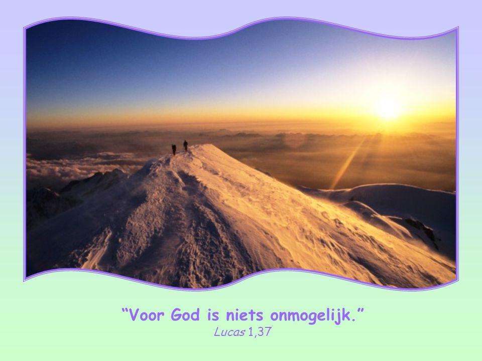 God is de Almachtige. Deze titel treffen we in de Bijbel vaak aan. Daarmee wordt de grote kracht van God uitgedrukt: God zegent, oordeelt, stuurt de l