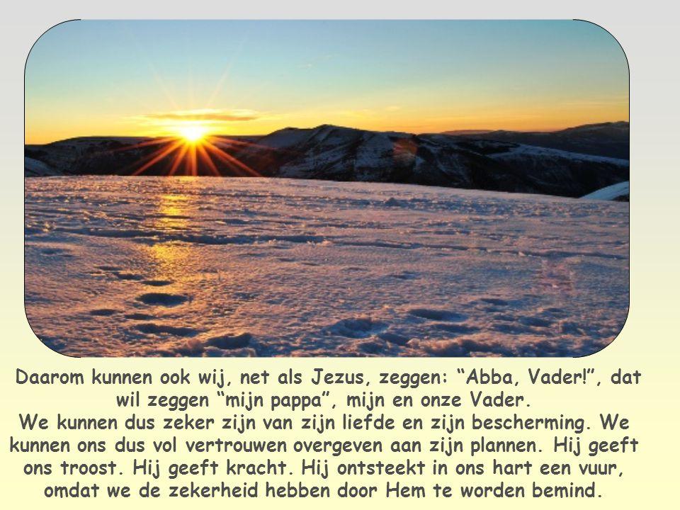 Door zijn dood en verrijzenis heeft Hij ons tot kinderen van God gemaakt, tot broers en zussen van Hemzelf.