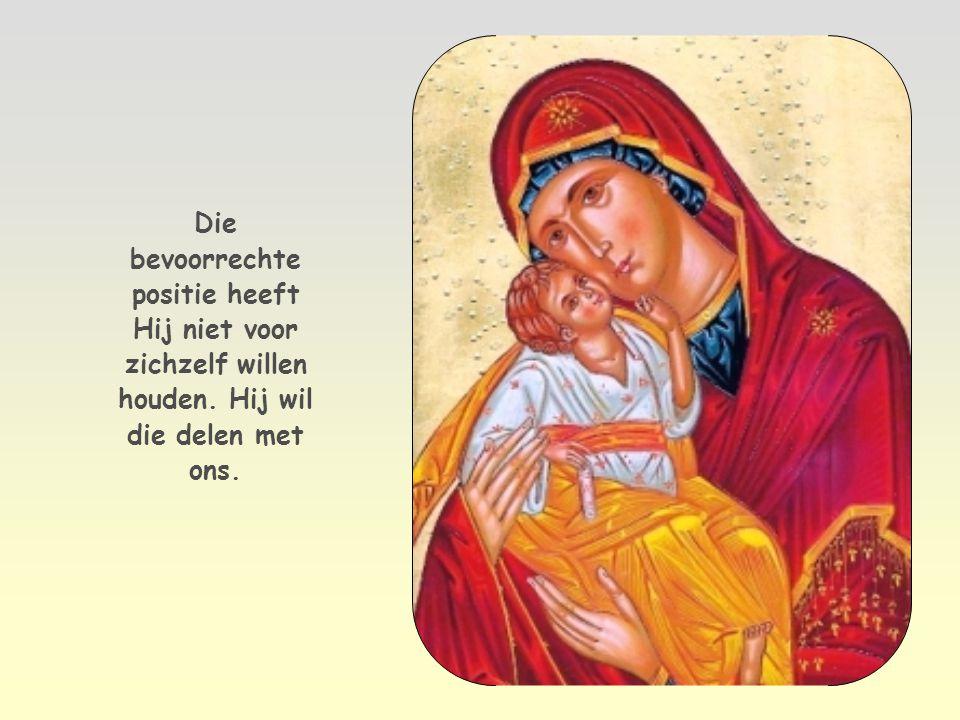 Hij, de Zoon van God, bad tot zijn Vader en Hij leerde ons het Onzevader.