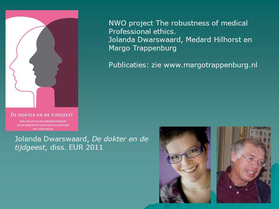 Antwan van Oijen, masterscriptie iBMG, EUR 2007