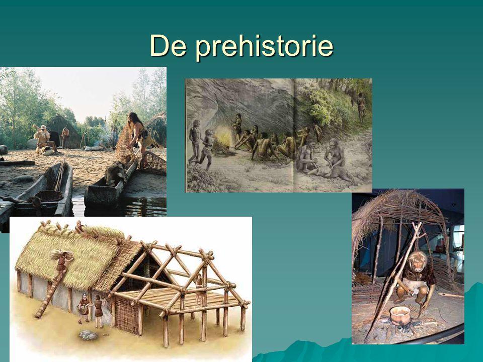 Opkomst van beschavingen  Toenemende arbeidsdeling.