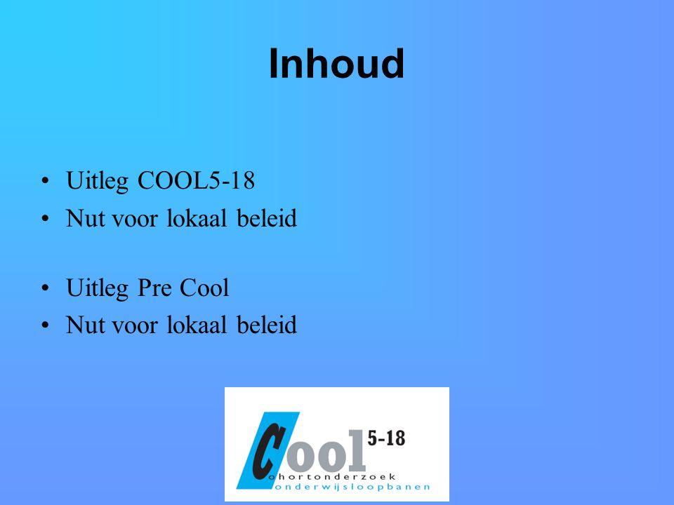 Wat is COOL5-18.