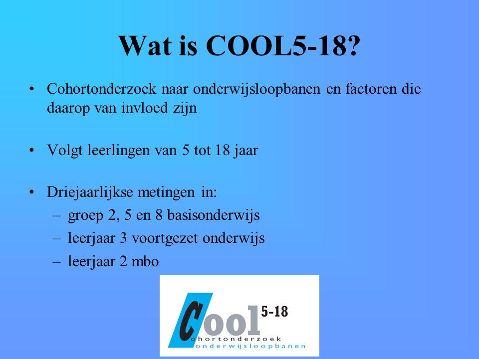 Wat is de bedoeling van COOL.