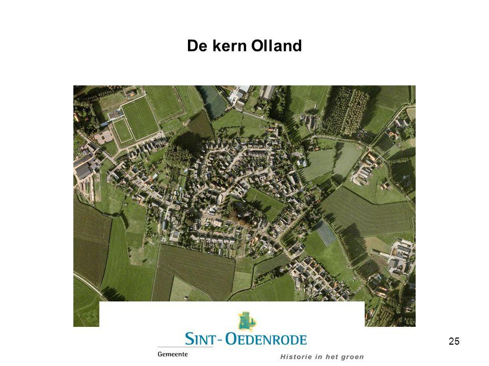 De kern Olland 25