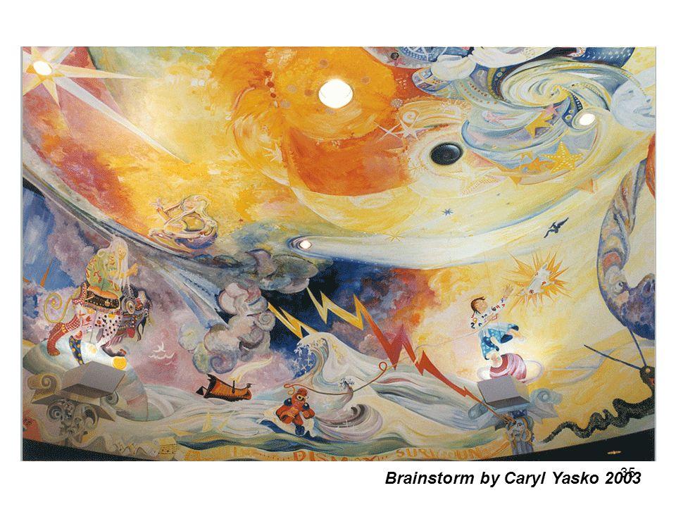 Brainstorm by Caryl Yasko 2003 35