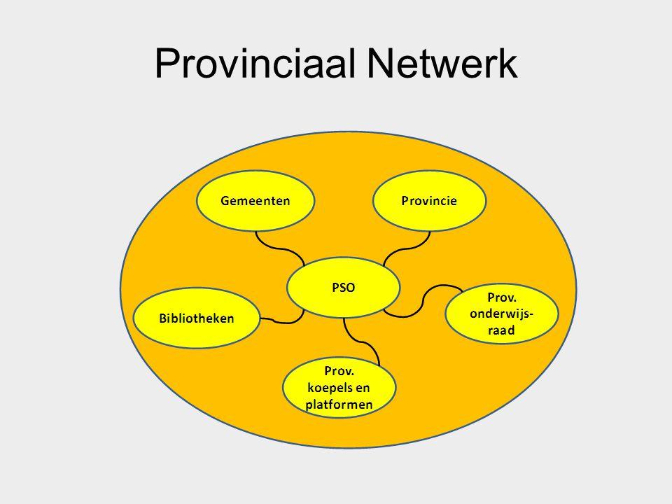 Provinciaal Netwerk