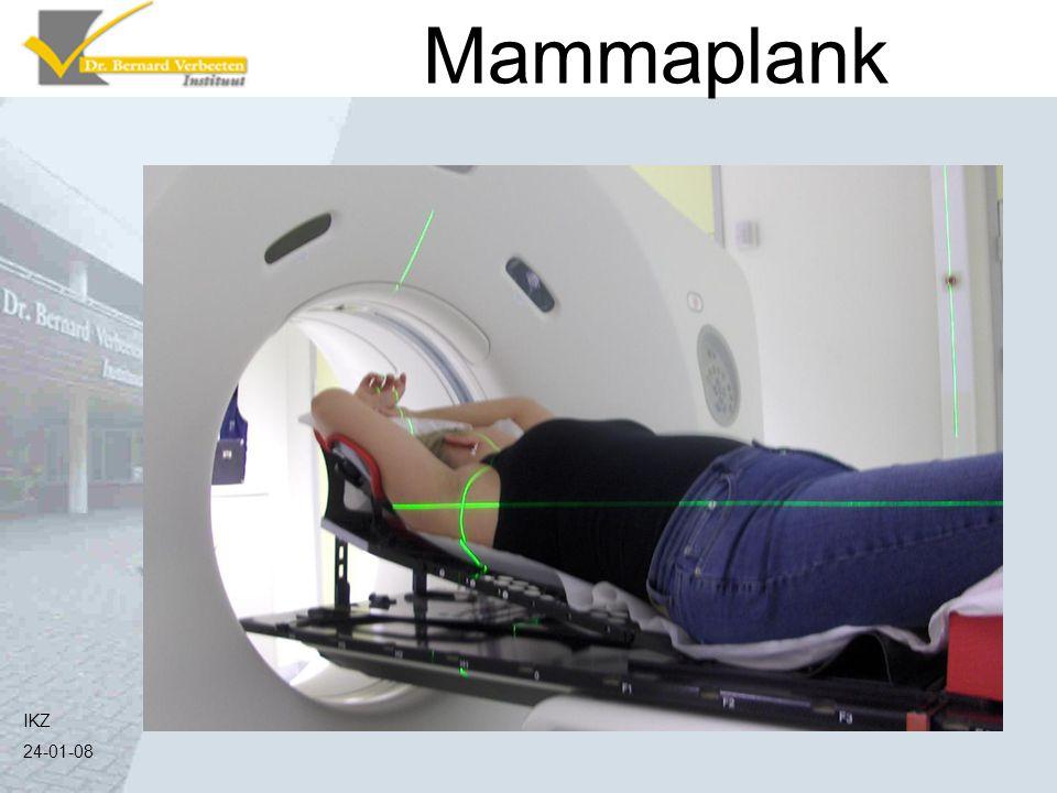 Mammaplank IKZ 24-01-08