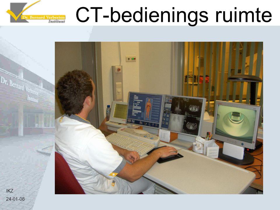 CT-bedienings ruimte IKZ 24-01-08