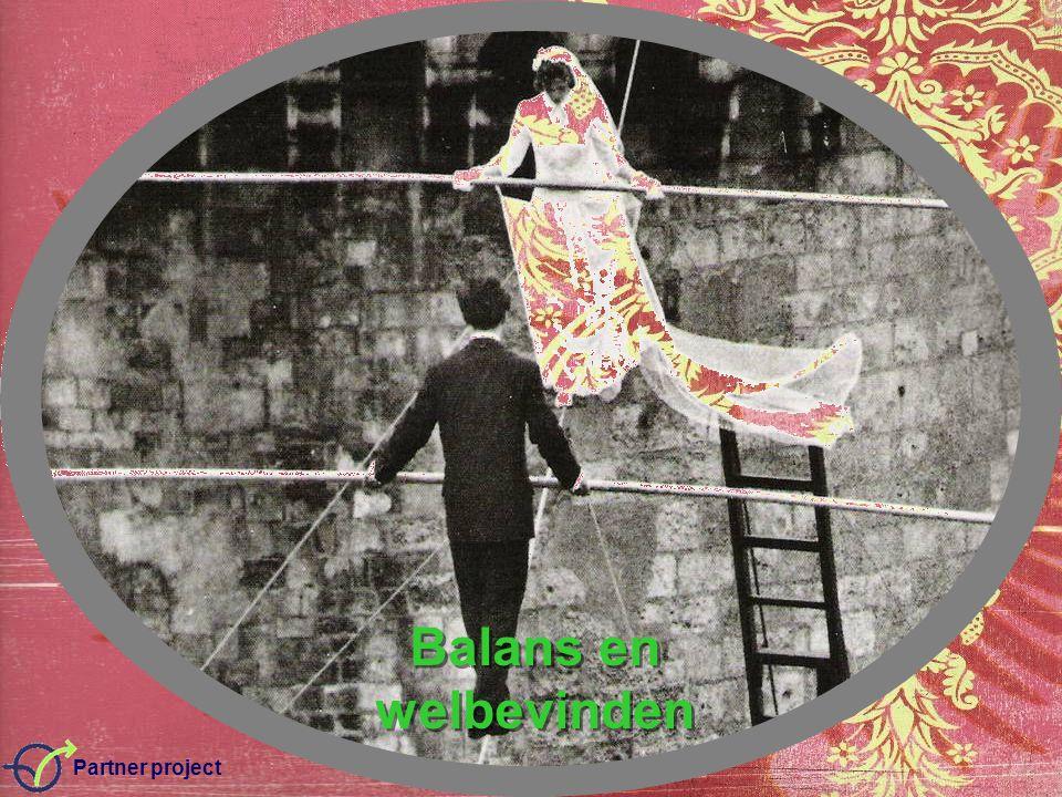 Partner project Balans en welbevinden
