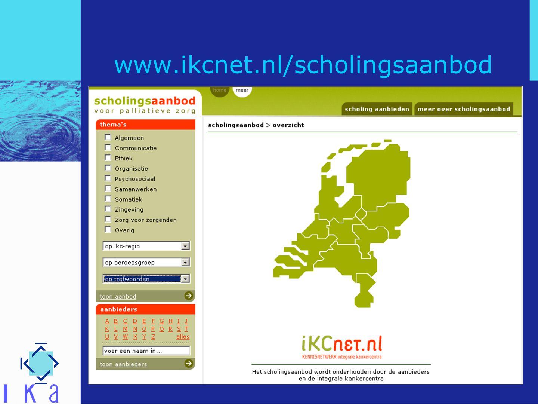 www.ikcnet.nl/scholingsaanbod