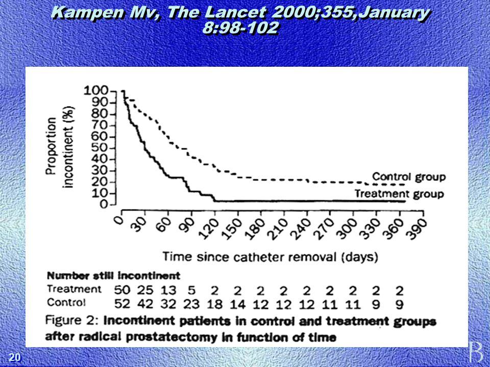 20 Kampen Mv, The Lancet 2000;355,January 8:98-102