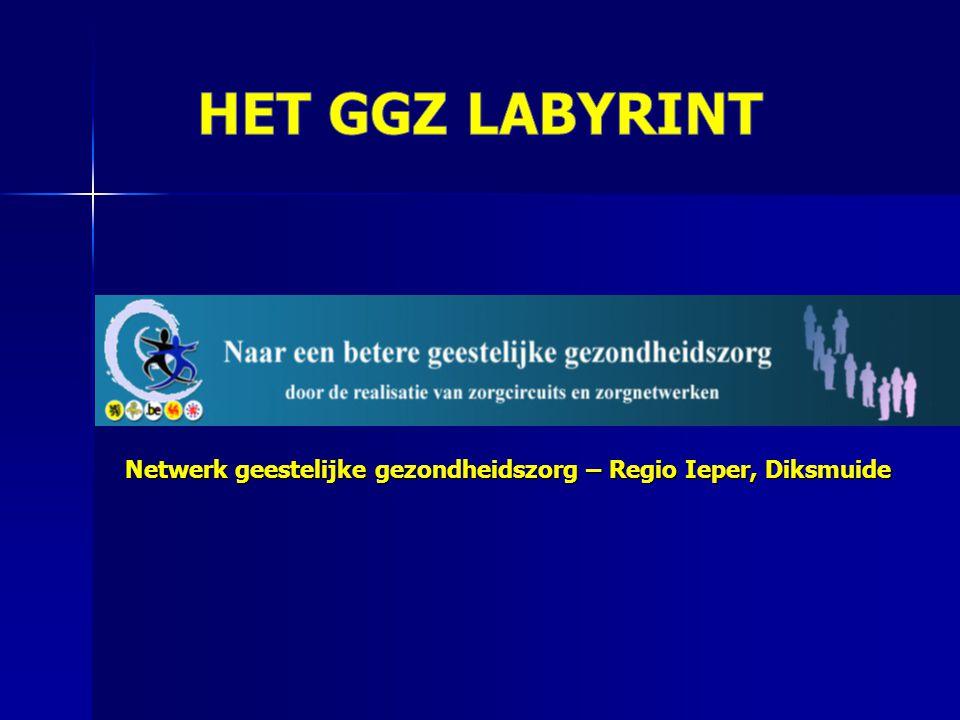 Netwerk geestelijke gezondheidszorg – Regio Ieper, Diksmuide