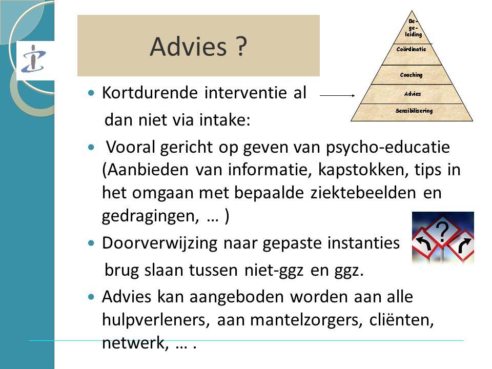 Advies .