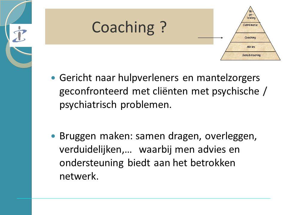 Coaching .