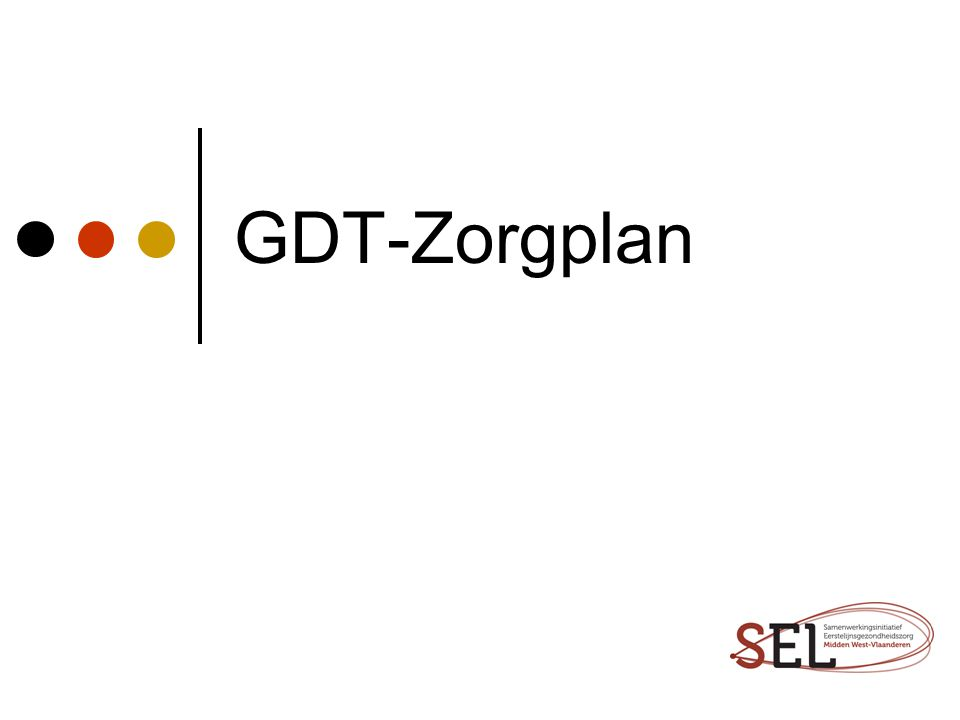 GDT-Zorgplan