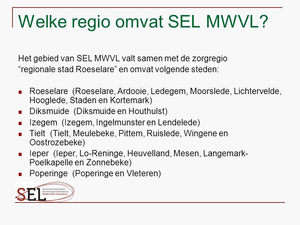Kerntaken SEL MWVL 1.