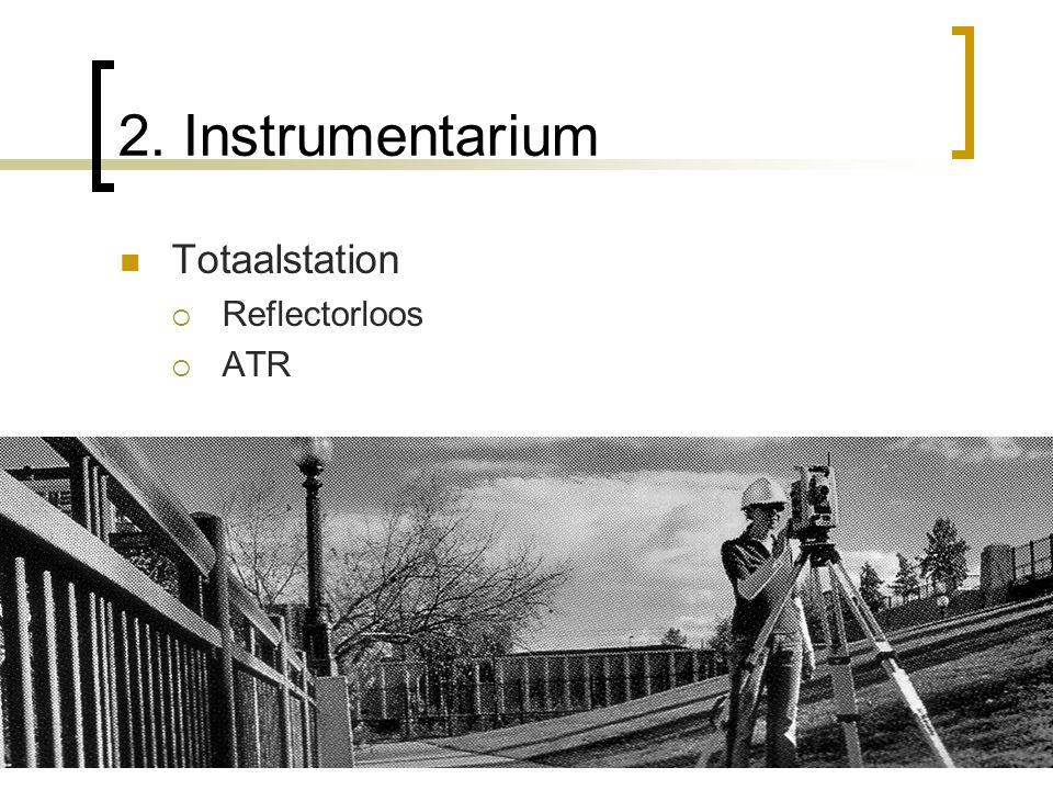 2. Instrumentarium GPS  (Rapid) Static  RTK