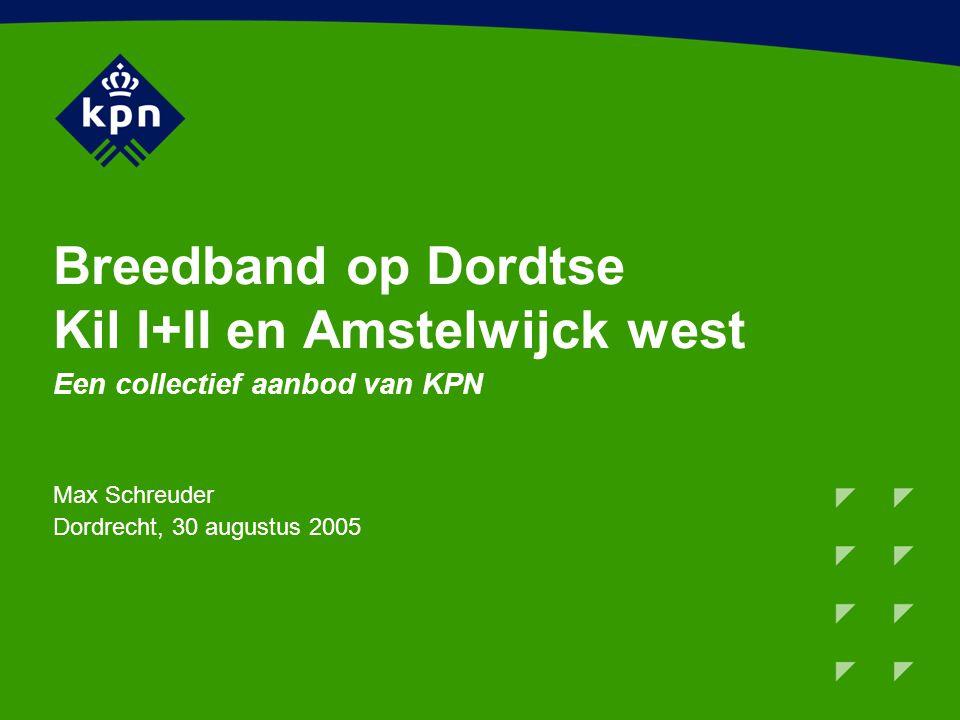 3 Agenda Wat is Breedband.Wat stuurt de ontwikkeling van breedband.