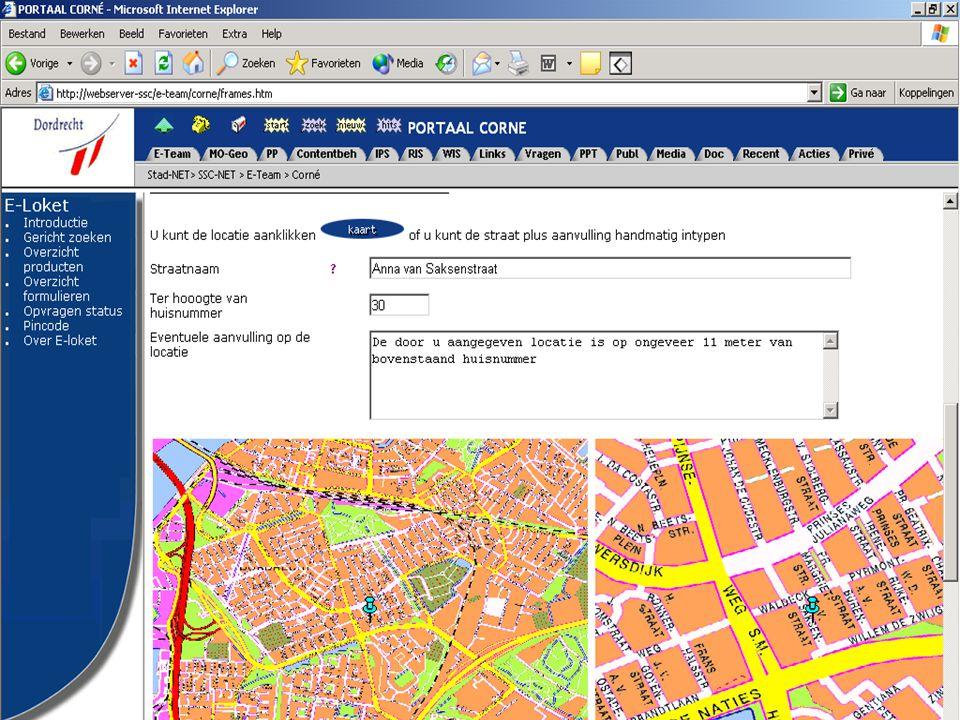 E-Team 2006 GEO webformulieren