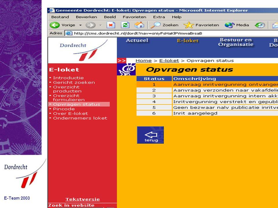 E-Team 2003