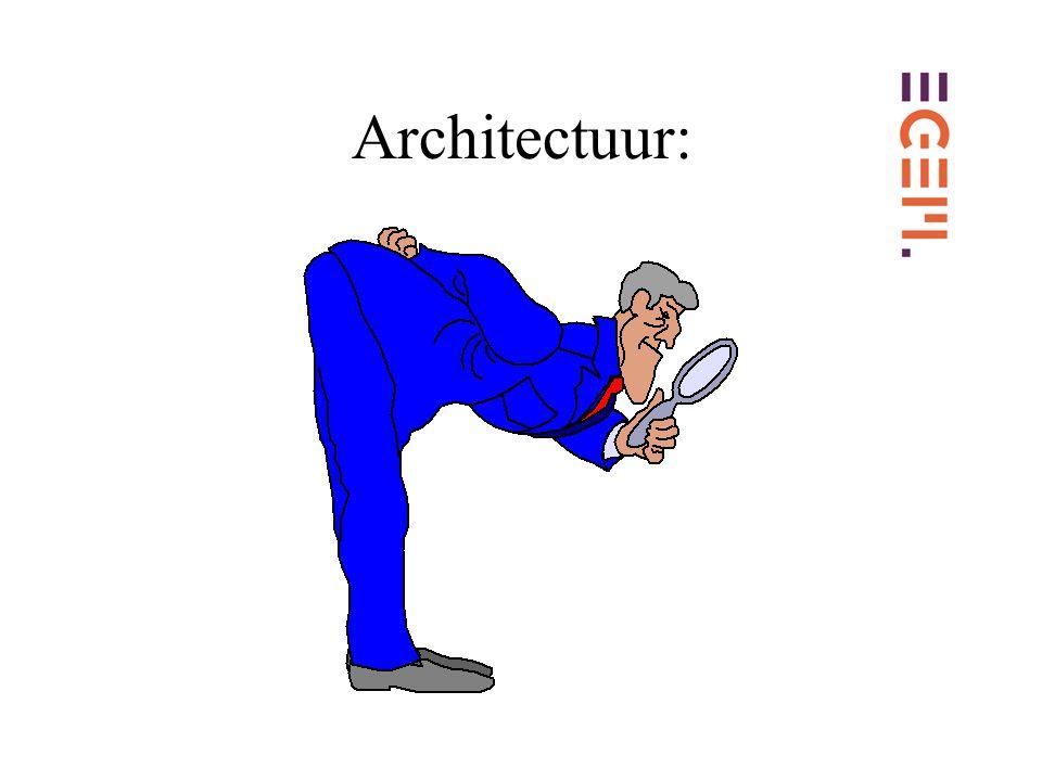 Architectuur: