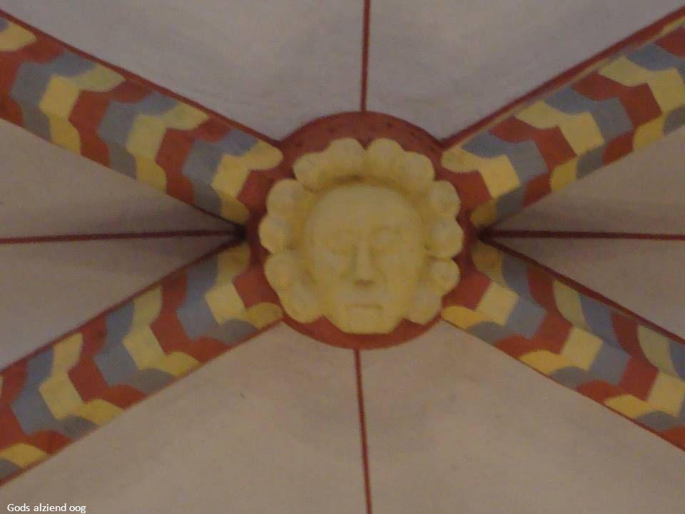 Xp = Chi Rho, de eerste twee letters van Christus = Xpistos, korenaren.