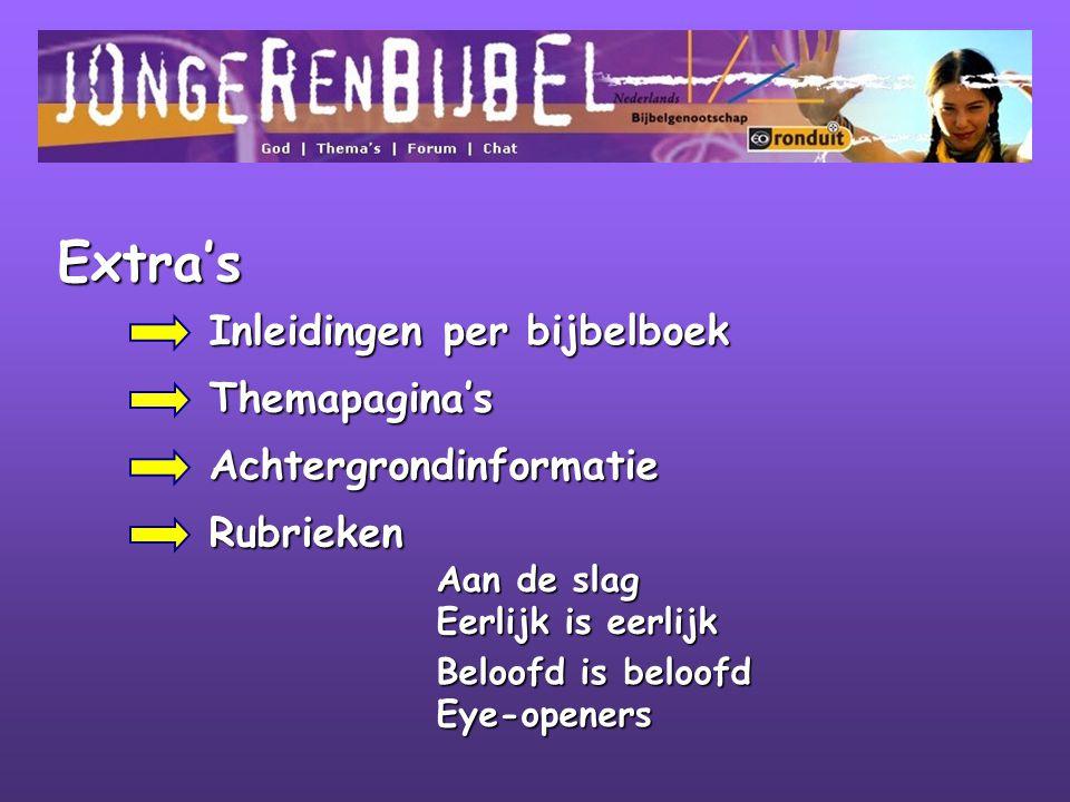 Bestellen Webshop op www.bijbelgenootschap.nl