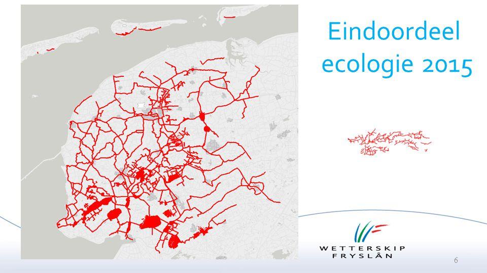 6 Eindoordeel ecologie 2015